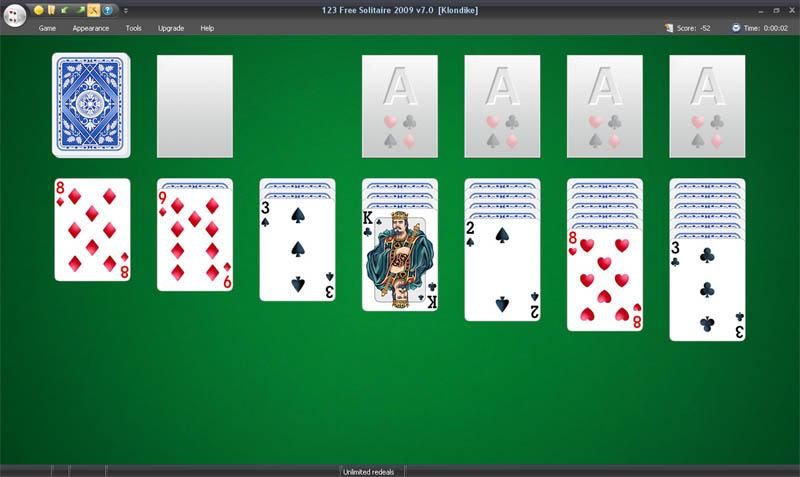 Pasianssi korttipelit